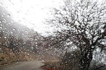 باران، جاده های گلستان را لغزنده کرد