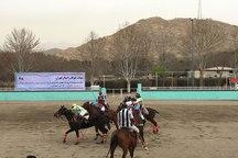 دومین دوره مسابقات چوگان زنان استان تهران برگزار شد