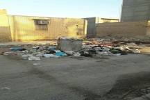 زباله معضلی که بهداشت و سلامت مردم آبادان را هدف گرفته است