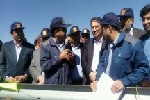 بازدید وزیر صنعت از طرح تولید گندله بافق