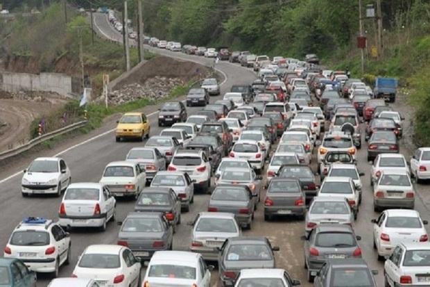محدودیت های ترافیکی مهاباد در روز طبیعت اعلام شد