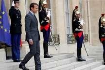 حزب مکرون پیشتاز انتخابات پارلمانی فرانسه
