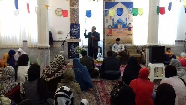 افزون بر۳۱ هزار نوجوان جذب کانونهای مساجد سیستان و بلوچستان شدند