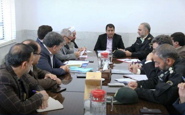 معاون استاندار یزد: مدیریت استان، ملزم به پاسخگویی شفاف در زمینه قاچاق است