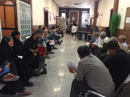 معاینات پزشکی یک هزار و 200 متقاضی سفر حج تمتع در قزوین انجام شد