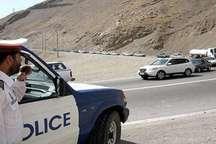 اعمال محدودیت ترافیکی در جاده کرج -چالوس