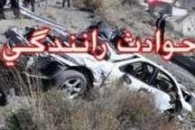 تصادف در محور تایباد سه کشته و هفت مجروح برجای گذاشت