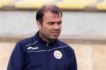 سرمربی تیم فوتبال ایران جوان بوشهر استعفا داد