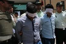 عاملان تیراندازی پایانه باربری برازجان دستگیرشدند