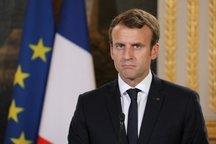 رئیسجمهور فرانسه: اقداماتی را برای متوقفکردن برنامه موشکی ایران انجام میدهیم