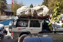 کمک های اهدایی جامعه ورزش اصفهان به سیلزدگان ارسال شد
