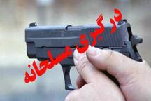 یک شرور مسلح در ایرانشهر به هلاکت رسید