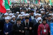 ورود هزار نفر از علما و زائران اهل سنت به مشهدالرضا