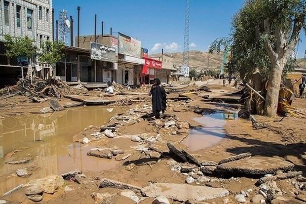 چهارمین گروه امداد و نجات البرز به مناطق سیل زده لرستان اعزام شد