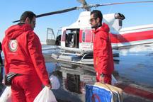 امدادگران گیلان به چهار هزار و 49 نفر امدادرسانی کردند