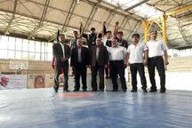 مسابقات قهرمانی بوکس نوجوانان کشوربا قهرمانی تیم مازندران پایان یافت