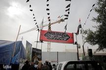 خدمات درمانی موکب احمد بن موسی (ع) فارس در کربلا رایگان است