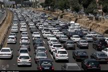آمادهباش ۸۷ اکیپ پلیس راه در استان قزوین ترافیک در آزادراههای استان نیمهسنگین است