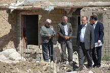 اتمام بازسازی واحدهای مسکونی آسیب دیده از سیل تا پایان شهریور ماه