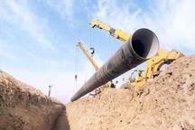 شروع عملیات اجرایی شبکه توزیع آب ناحیه صنعتی رباط سنگ