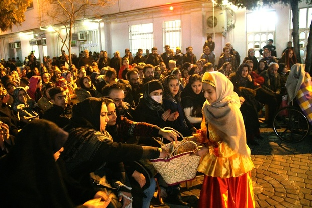 پنج میلیون تومان کمک به سیلزدگان در جشنواره نوروزی انزلی