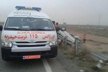 480 عملیات امداد رسانی توسط اورژانس تربت حیدریه انجام شد