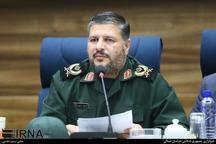 فرمانده سپاه خراسان شمالی: ایران ابهت دشمنان را شکست