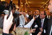 عبدالفتاح السیسی برای دومین بار کاندید انتخابات ریاست جمهوری مصر شد