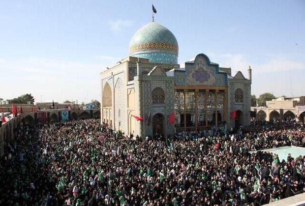 مشارکت ۱۸۰۰ هیات مذهبی قزوین در برنامههای عزاداری ماه محرم