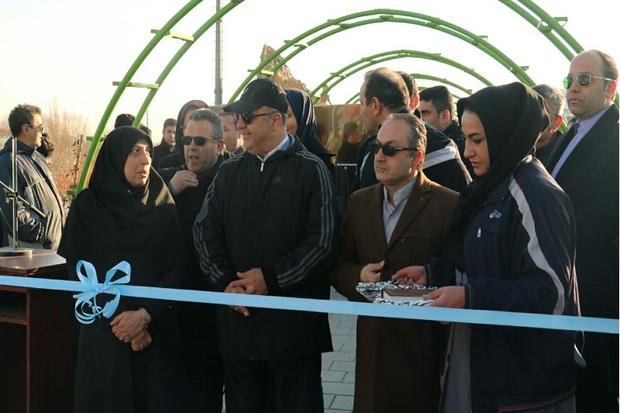 اجرای طرح ملی «پارک گام» در سه شهر آذربایجان غربی آغاز شد
