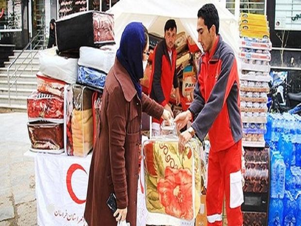مردم خراسان رضوی4400 میلیون ریال به سیل زدگان کمک کردند