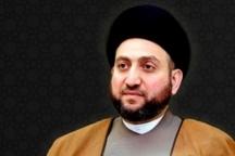 عمار حکیم با ملت ایران ابراز همدردی و همبستگی کرد
