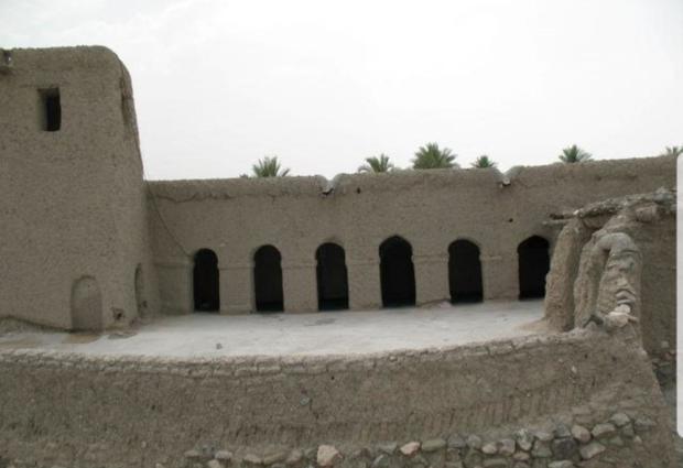 یادگارهای ایران باستان در فنوج گردشگران را فرا می خواند