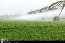 آبیاری نوین خراسان شمالی 700 میلیارد ریال اعتبار دارد
