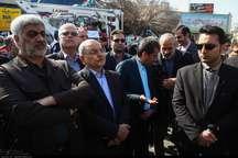 راهپیمایی 22 بهمن به تجلی گاه حماسه شورانگیز حضور مردم تبدیل شد