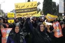 راهپیمایی روز قدس، نماد وحدت مستضعفین دنیا در مقابله با ظالمان است