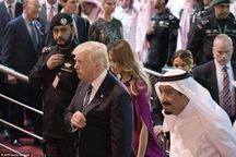 ترامپ: مقابله با ایران هدف مشترک اعراب و اسرائیل است