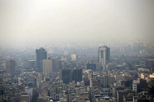 آلودگی هوای کرج طی امروز و فردا  توصیه به شهروندان برای کاهش ترددها