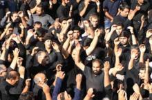 اجتماع بزرگ یاوران حسینی در دزفول برگزار شد