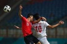 صعود کره جنوبی و ژاپن به نیمه نهایی بازیهای آسیایی