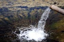 68 میلیون مترمکعب آب از چاه های غیرمجاز کردستان برداشت می شود