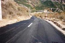 تردد در جاده خرم آباد - بروجرد برقرار شد