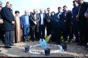 کلنگ 4 پروژه شهر محمدیه به زمین زده شد