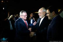 ظریف: موضوع فلسطین در دستور کار اجلاس باکو قرار دارد