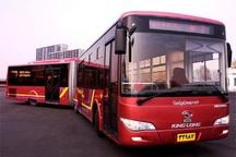 63 دستگاه اتوبوس تندرو برای شهر بندرعباس خریداری شده است