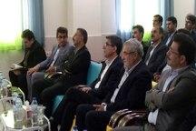 مرکز رشد واحدهای فناور پارک علم و فناوری کردستان در سنندج افتتاح شد