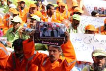 همایش بزرگ کارگران حامی روحانی در زاهدان برگزار شد شجاعی: دفاع واقعی از محرومان دفاع از کارگران است