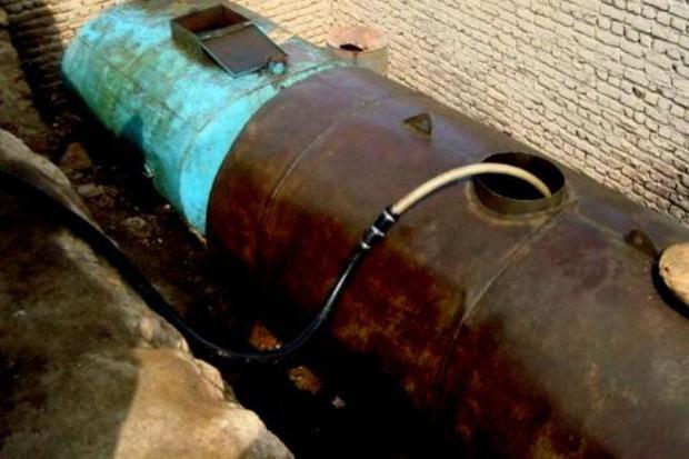 11 هزار لیتر گازوئیل قاچاق در میامی کشف شد