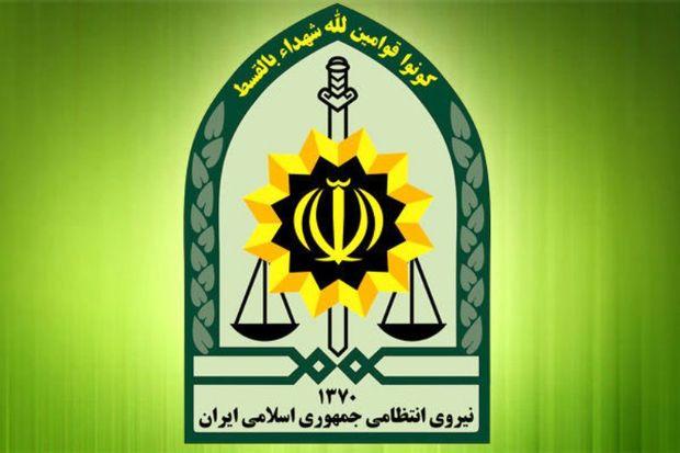 25 تن از اراذل در تایباد دستگیر شدند