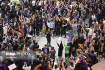 حاشیه های حضور روحانی در جمع مردم ارومیه